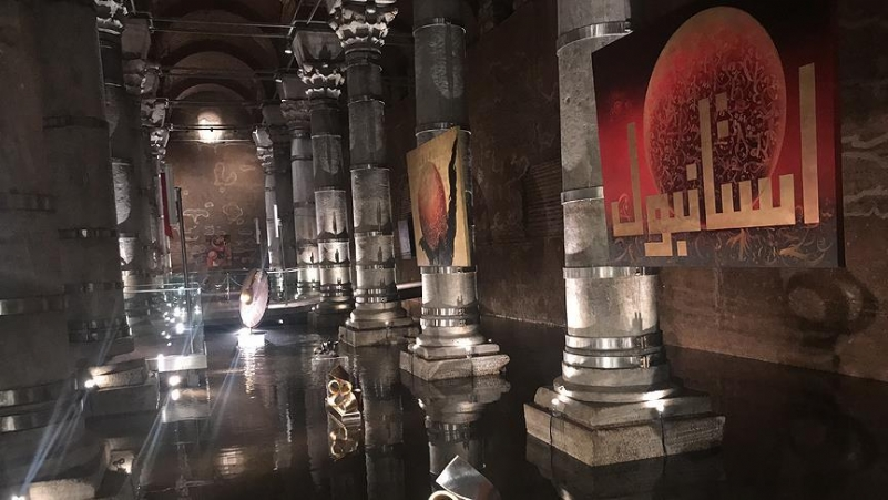 1500 Years Old Serefiye Cistern Opened After 8 Years Of Restoration