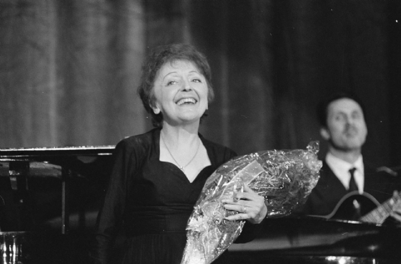 Edith Piaf in Istanbul for her 100th birthday