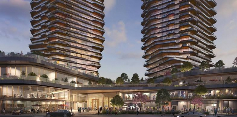 Mandarin Oriental Etiler Real Estate Project In Istanbul