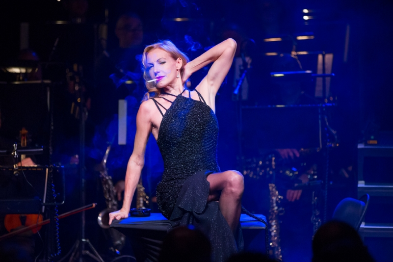 Queen of musicals Ute Lemper to come to CRR Istanbul