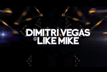 The Belgian Duo Dimitri Vegas and Like Mike in Istanbul