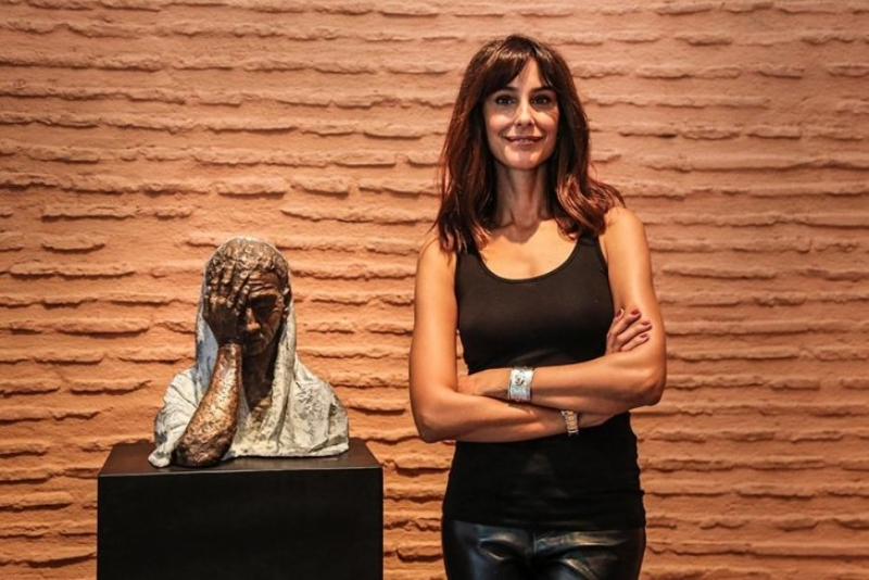 The exhibition WOMAN by Arzum Onan
