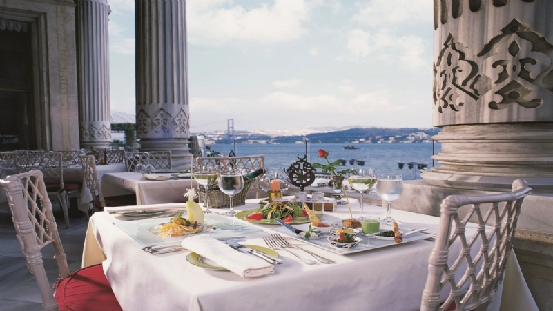 The ultimate Ottoman Dining Experience: Tugra Restaurant In Istanbul