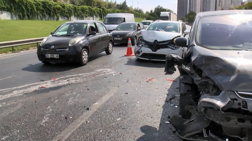 Traffic accidents reduced in Istanbul amid COVID-19
