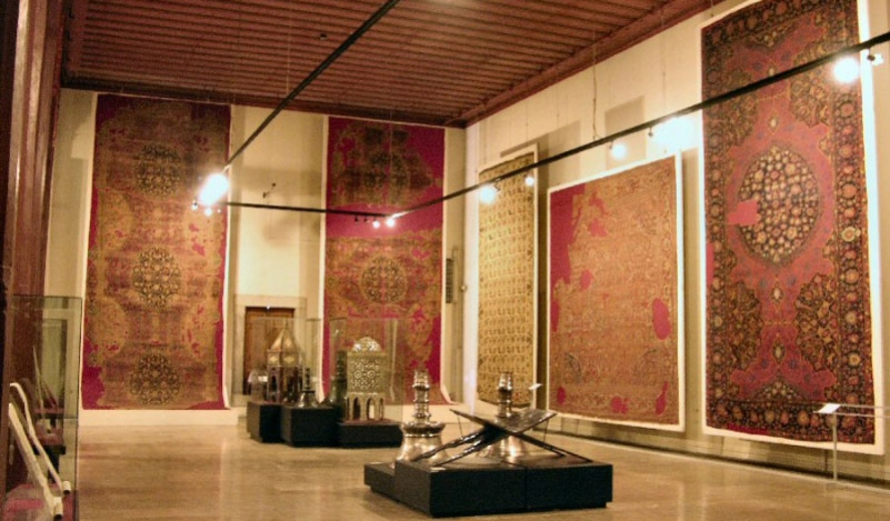 Visits to Turkish museums rise 21.3 percent in 2017